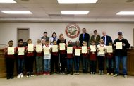 Pinson City Council recognizes PYS 10U Football team, hears report on future upgrades to sports complex