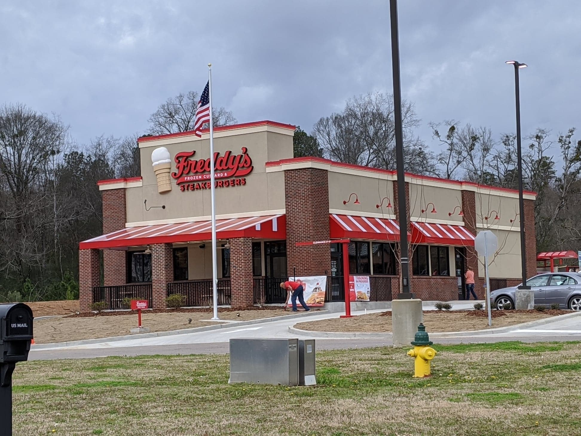 Freddy's Frozen Custard & Steakburgers announces opening date