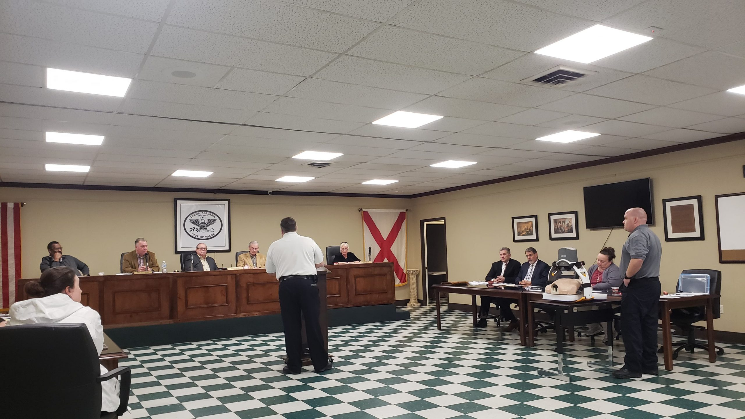 Leeds Council approves funds for Alabama Power property to be used as city hall