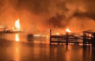 Deadly north Alabama dock fire kills multiple people, 8 people reported missing