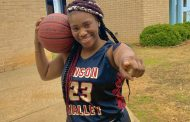 Pinson Valley girls' basketball seniorCourtney Whatley joins 1,000-point club