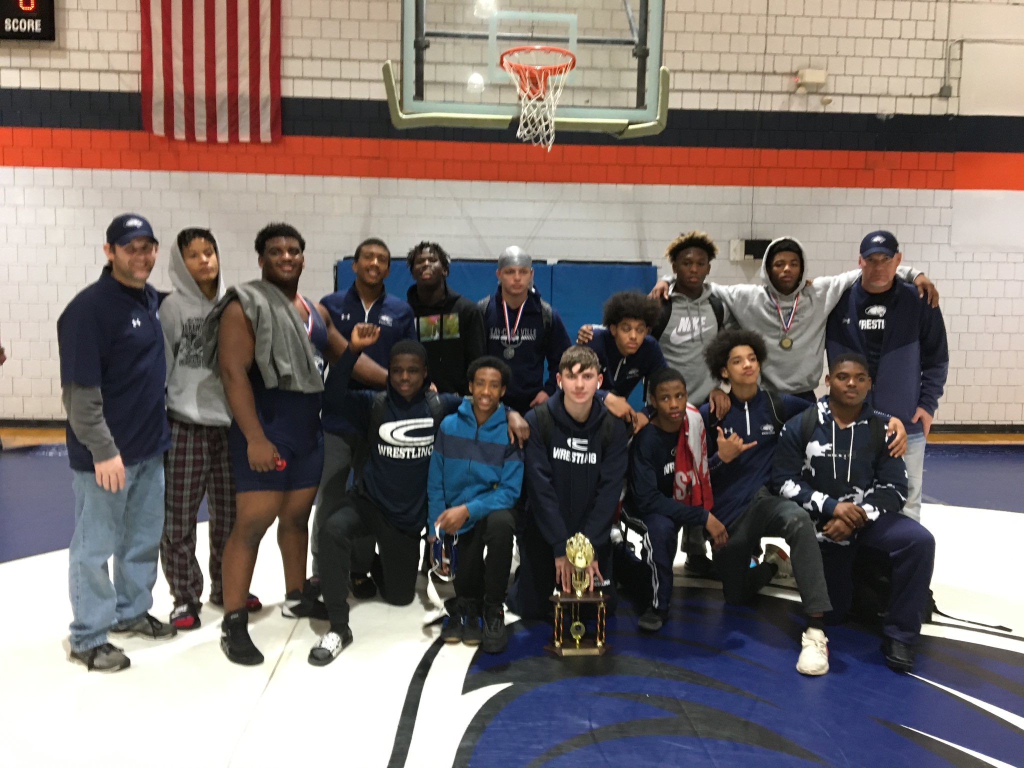 Clay-Chalkville wrestling's Jordyn Johnson places 1st at Jefferson County Championships