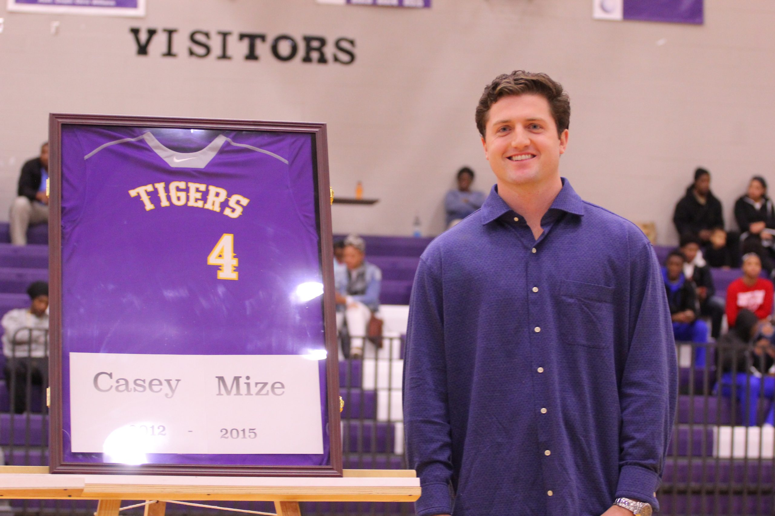Springville retires 2018 overall No. 1 MLB draft pick Casey Mize's jersey