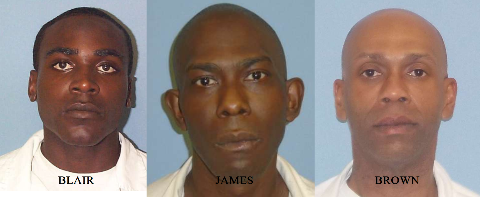 Parole denied for 3 prisoners whose crimes were committed in Jefferson County