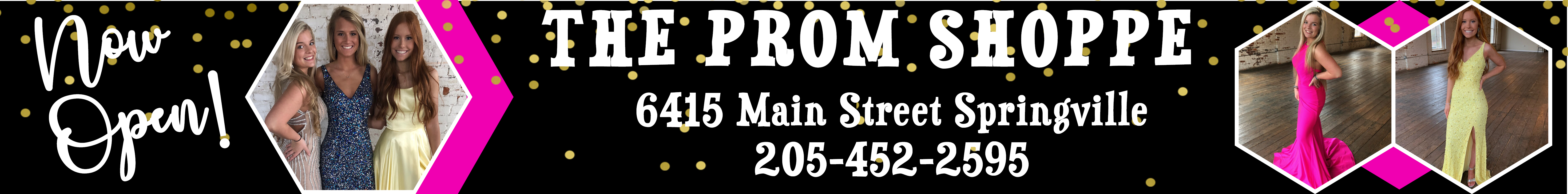 The Prom Shoppe