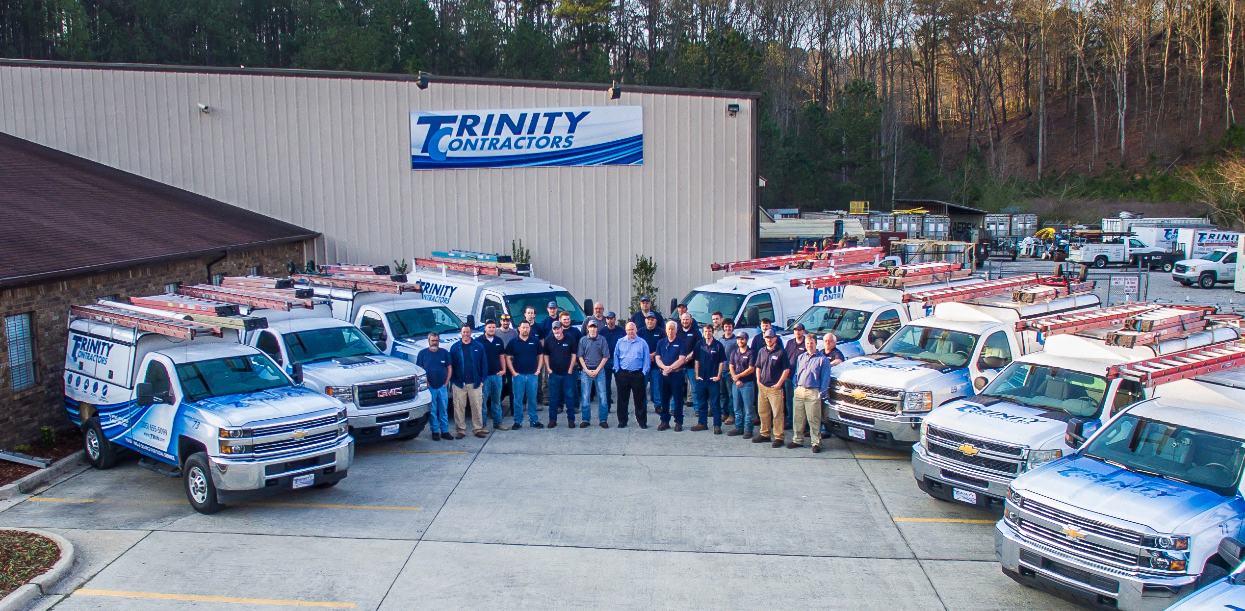 Trinity Contractors, central Alabama's 'single source for total service'