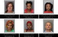 Trussville Police Department arrests 6 people charged with shoplifting