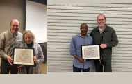 TCS Bus Drivers of the Year named