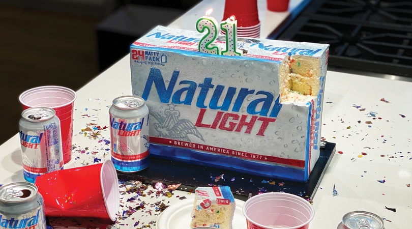 Natural Light is giving free beer to everyone turning 21 in 2020