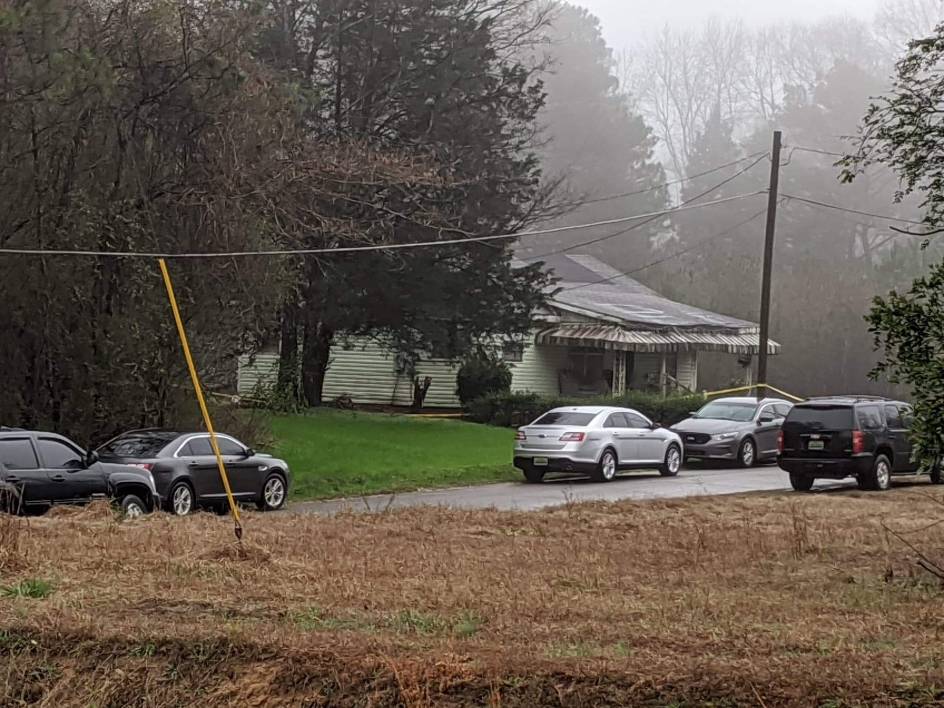 Breaking: Body of a white female located in shallow grave behind house in Hueytown