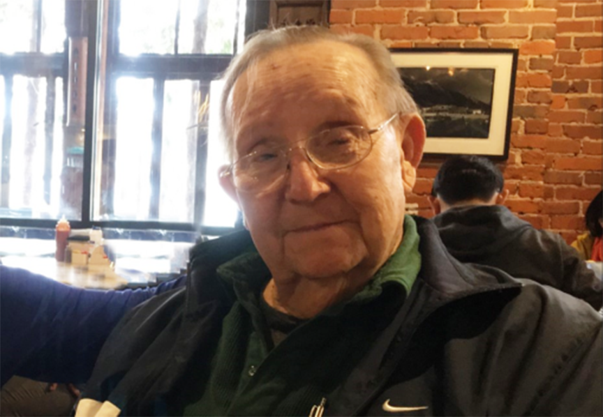 Obituary: James Vaughan