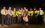 Trussville Fire and Rescue honors 5-year-old who saved little sister from house fire