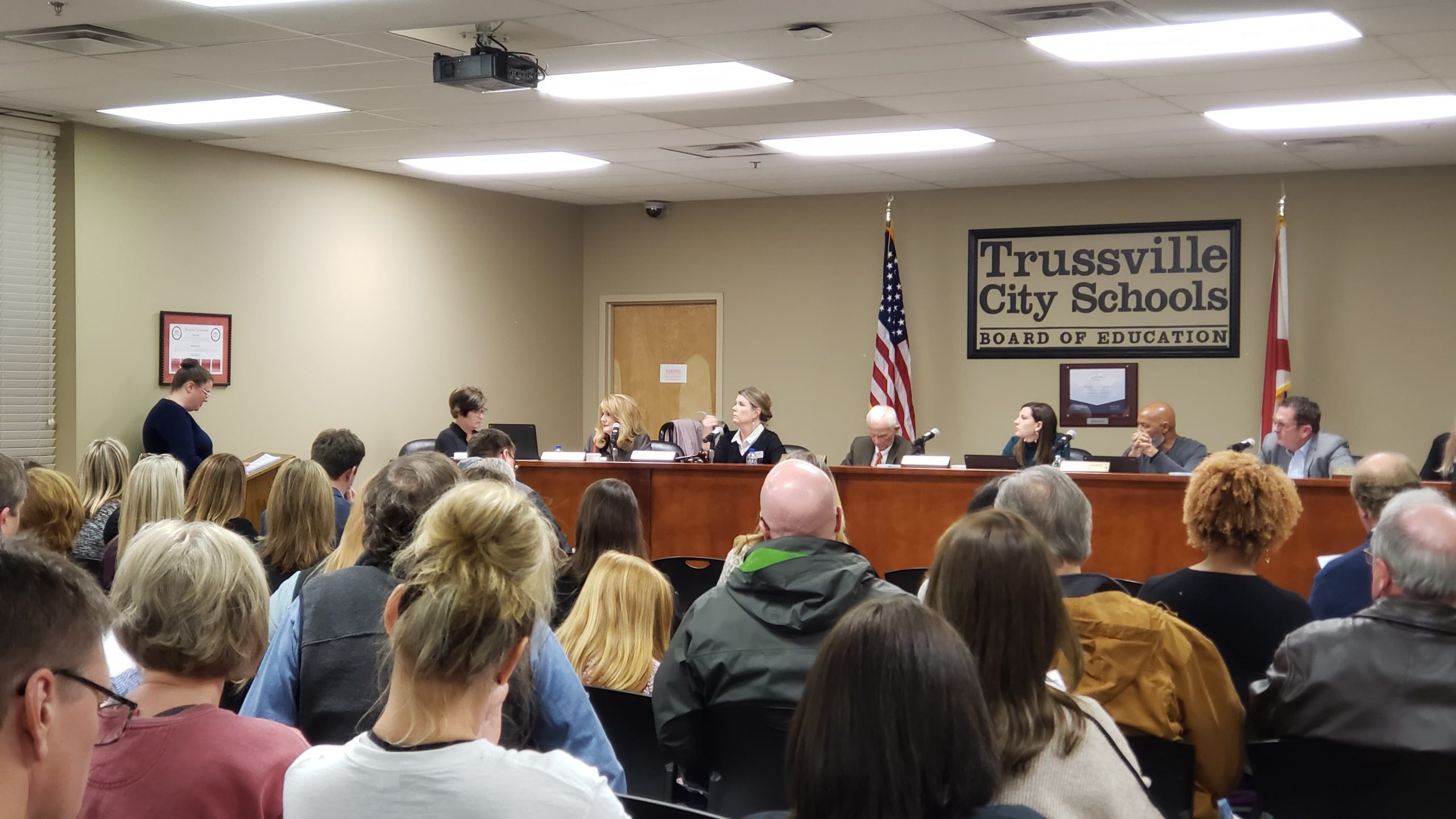 Trussville BOE considers turning over after school program to YMCA
