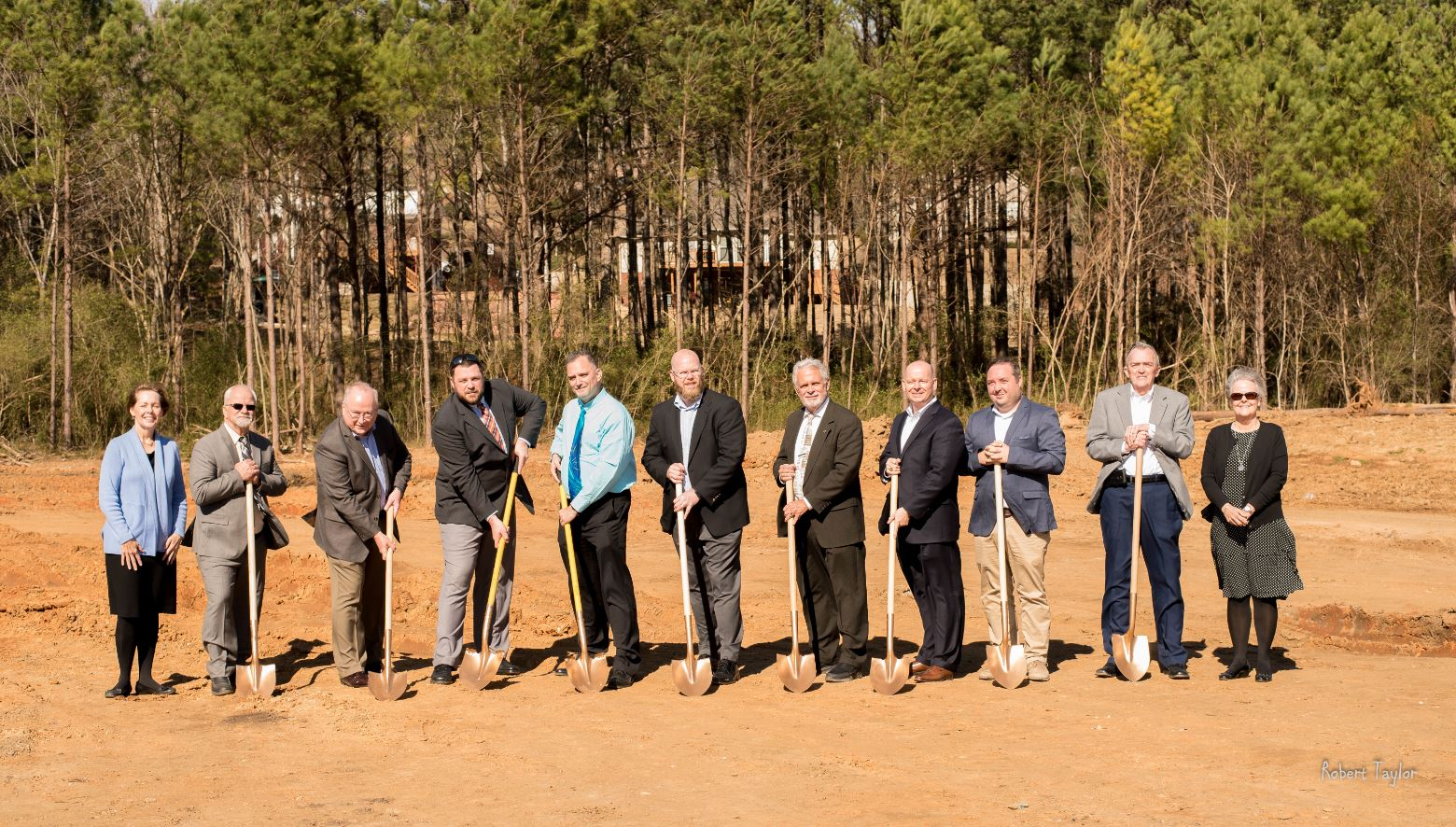 Trussville Church of Christ celebrates groundbreaking for new building