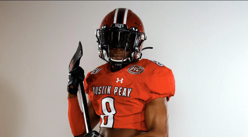 Pinson Valley all-state linebacker Antoine Williams to head north for Austin Peay