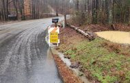 Flooding causes street closures in St. Clair County