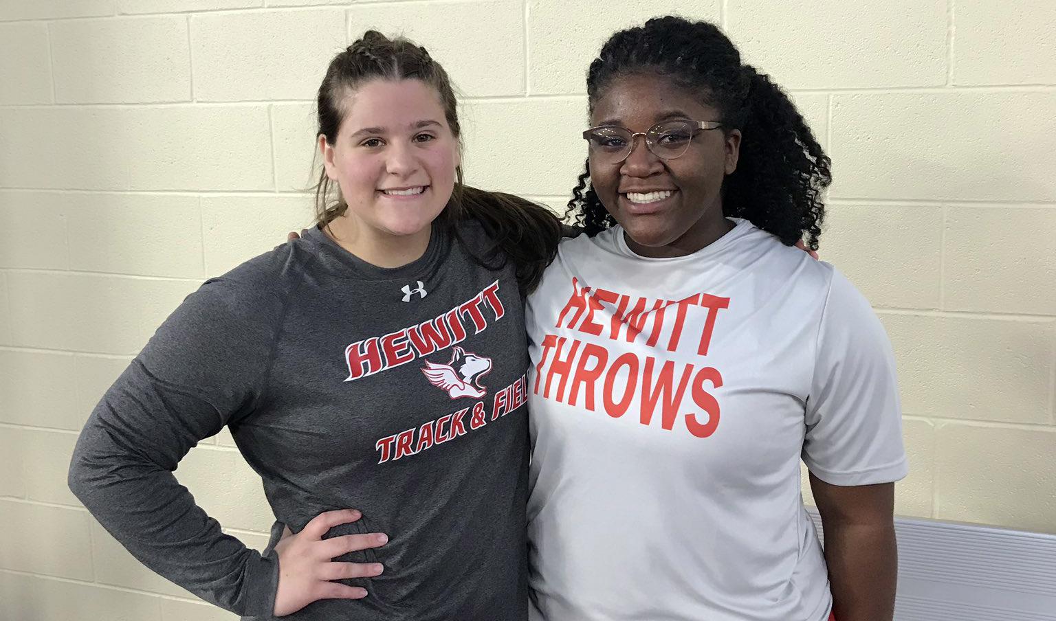 Introducing your 2020 Class 7A shot put state champion: Hewitt-Trussville's Lea Townsend