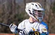 Former HTHS lacrosse team MVP Carter McAlpin named as SAA Offensive Player of the Week
