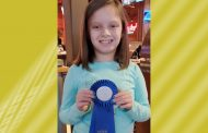 Local 3rd grader recognized for academic excellence
