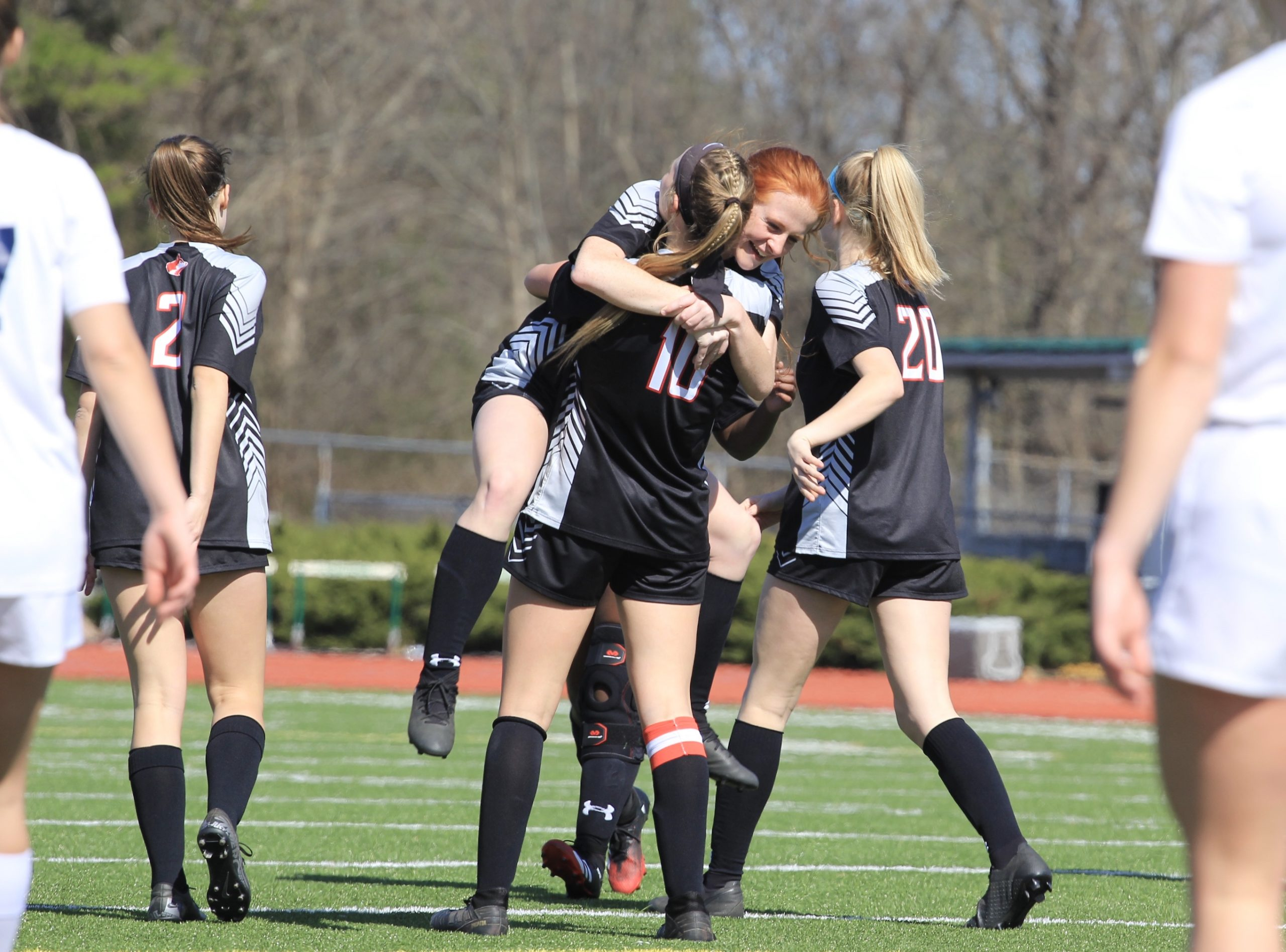 Hewitt-Trussville girls' soccer silences Trinity to claim Lakeshore Shootout Gold Division championship; sophomore Hannah O'Kelley named Gold MVP