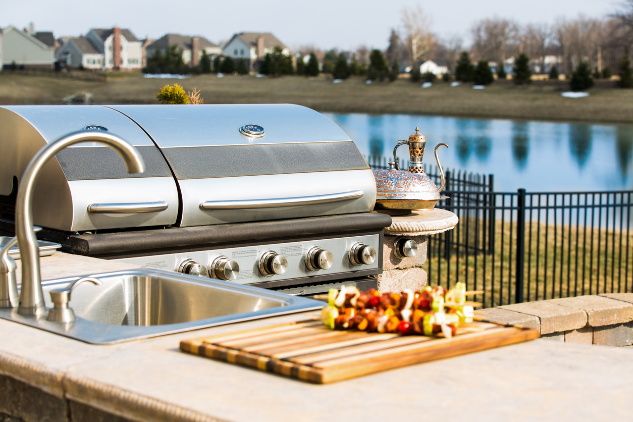 Natural gas is your key to awesome outdoor living