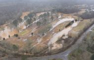 VIDEO: Aerial video of flooding at Trussville Country Club