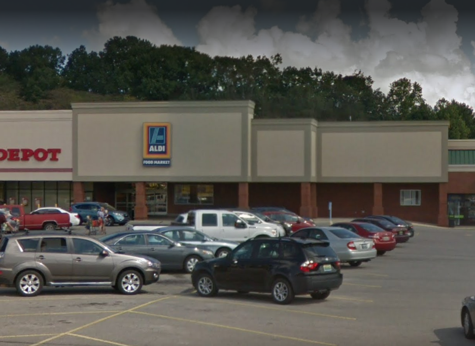 Trussville Police investigating copper theft from former ALDI building