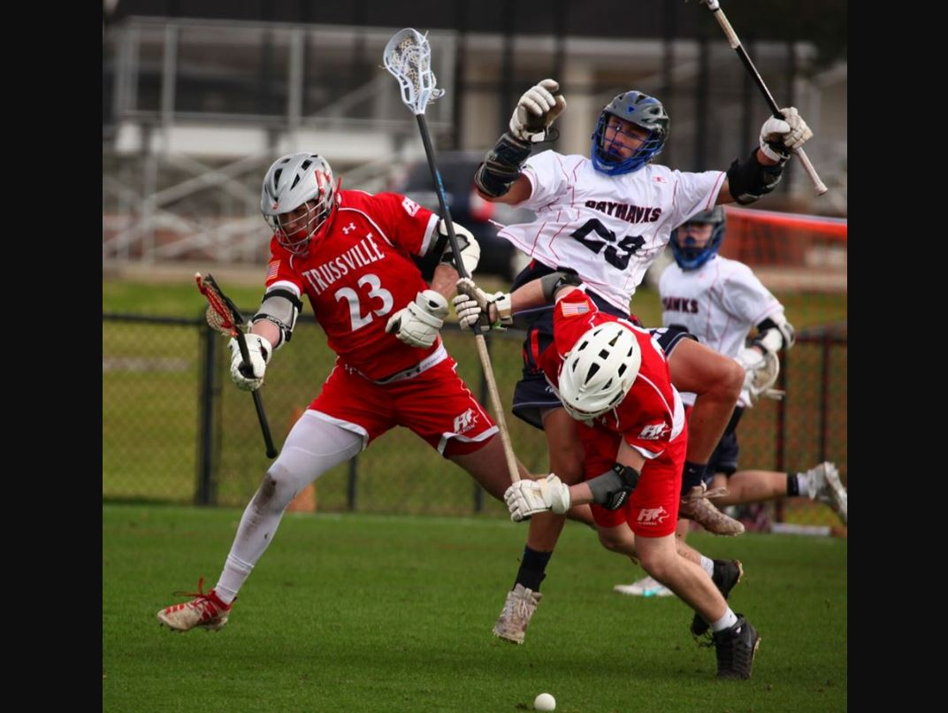 Trussville Lacrosse Boys to play first home game at Birmingham Southern College