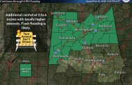 NWS: Flood reports in Jefferson County Monday