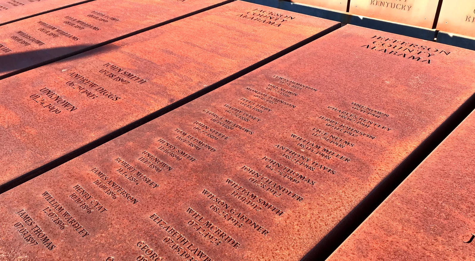 More victims are added to Jefferson County lynching memorial