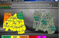 SEVERE WEATHER COVERAGE: Warnings, watches and damage reports