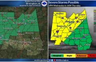 Jefferson, St. Clair, Blount counties under flood watch, prepare for severe storms