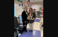 Hewitt-Trussville Middle School Teacher of the Month announced