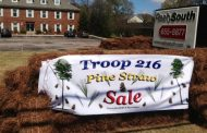 Boy Scout Troop 216 hosting pine straw fundraiser Saturday