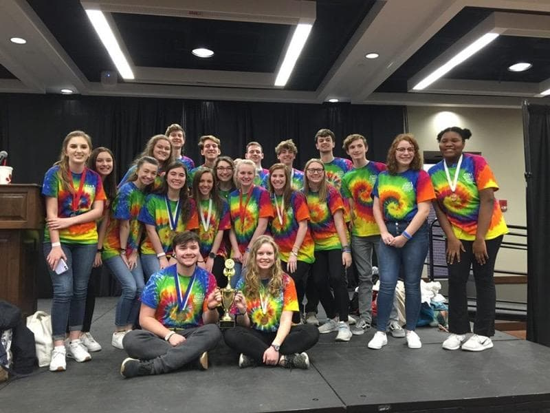 Hewitt-Trussville High School students bring home wins from Science Olympiad at University of Alabama