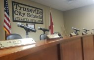 Trussville's Board of Education selection process for new member nearing completion