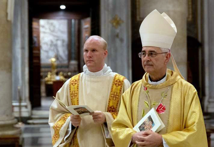 New bishop named for Roman Catholic diocese in Alabama