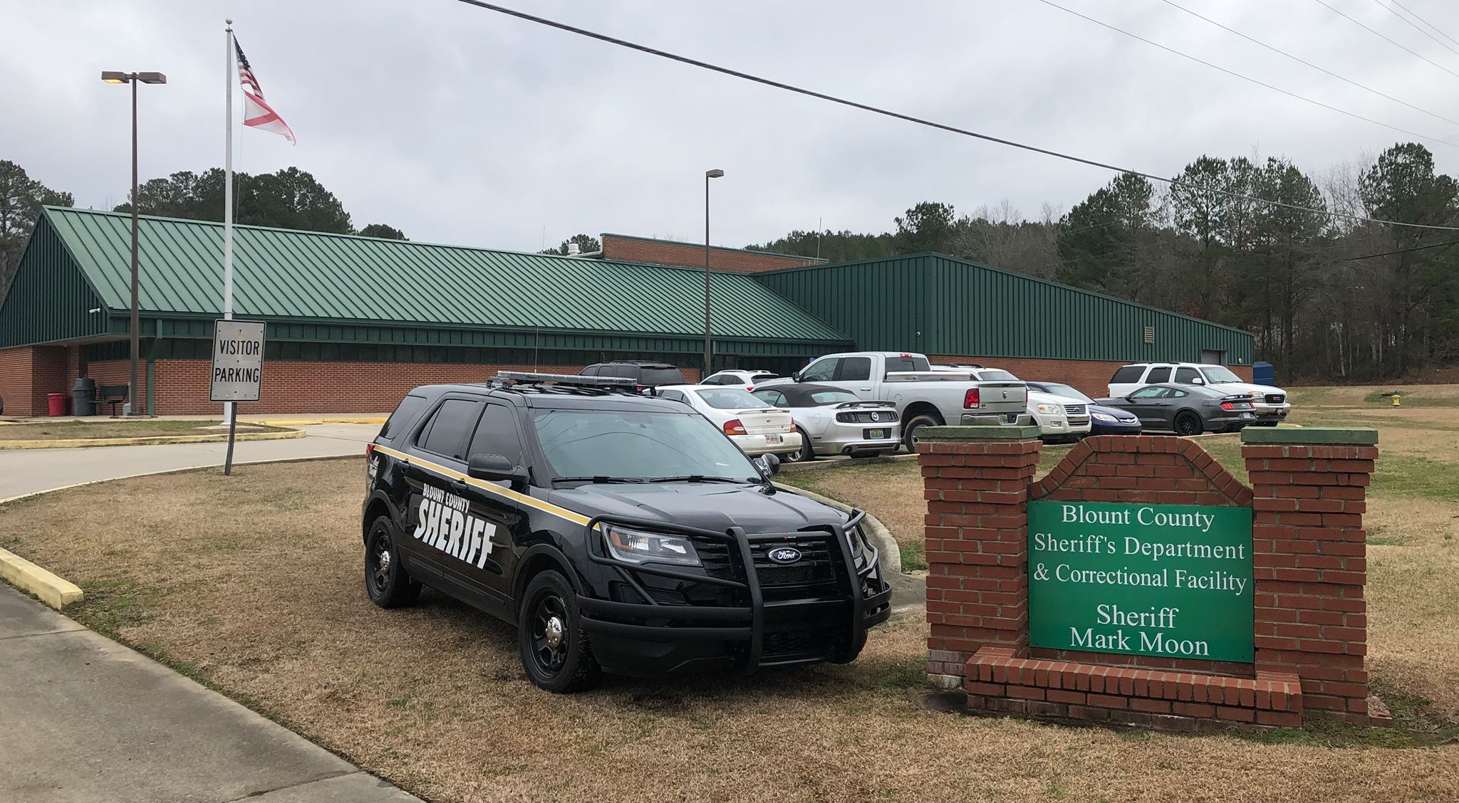 BLOUNT COUNTY SHERIFF: 'We are not just opening the gates and letting criminals run out of the doors'