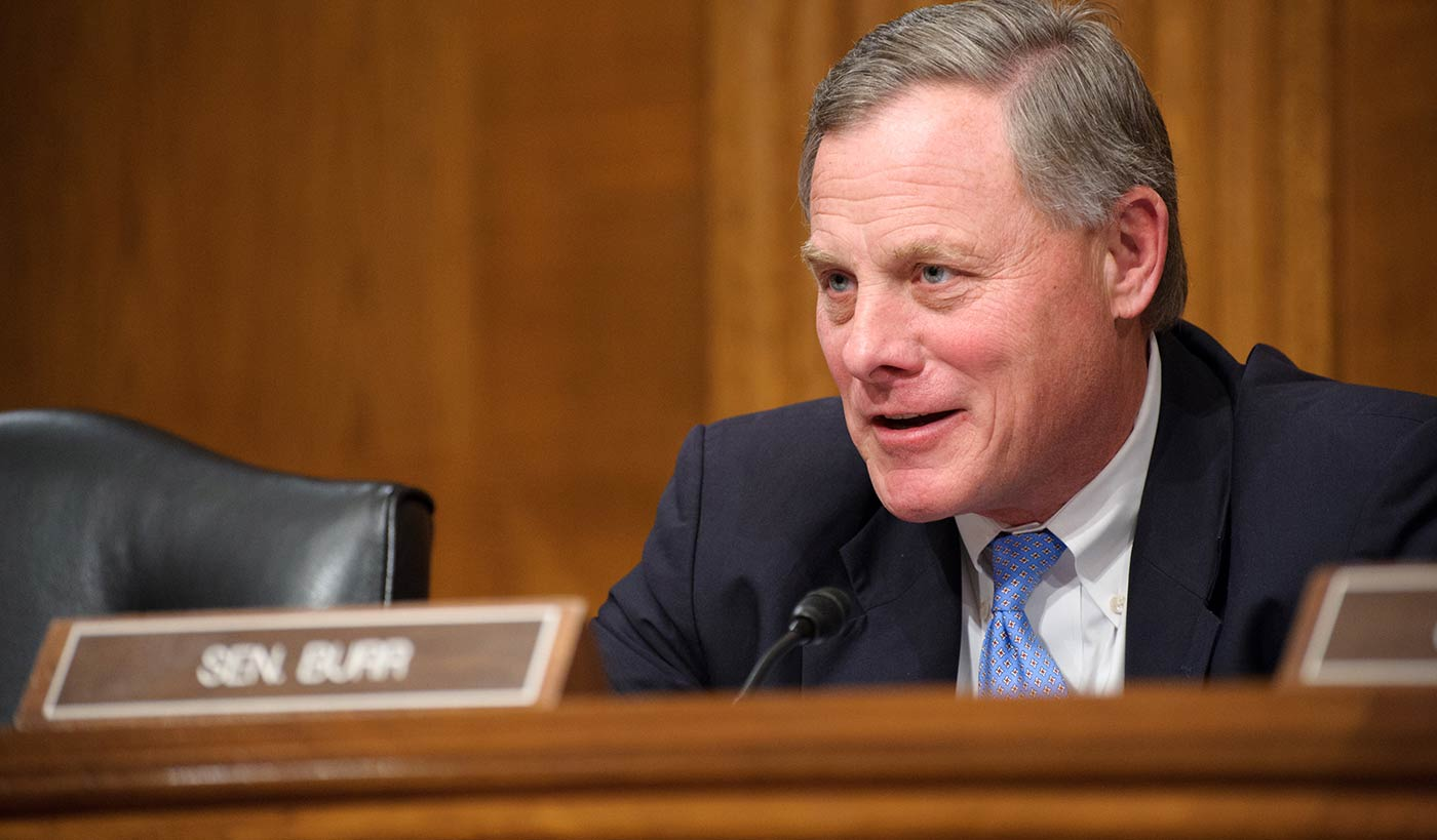 Senate Intel chairman alleged to have utilized information gleaned from coronavirus briefings to sell stock ahead of economic downturn