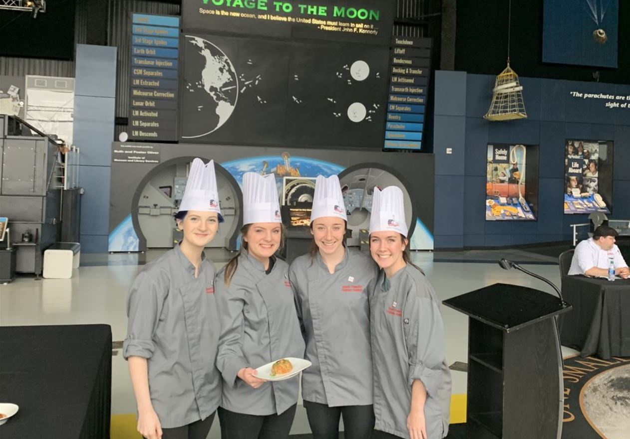 Hewitt-Trussville High School Culinary Academy students heading to national NASA competition