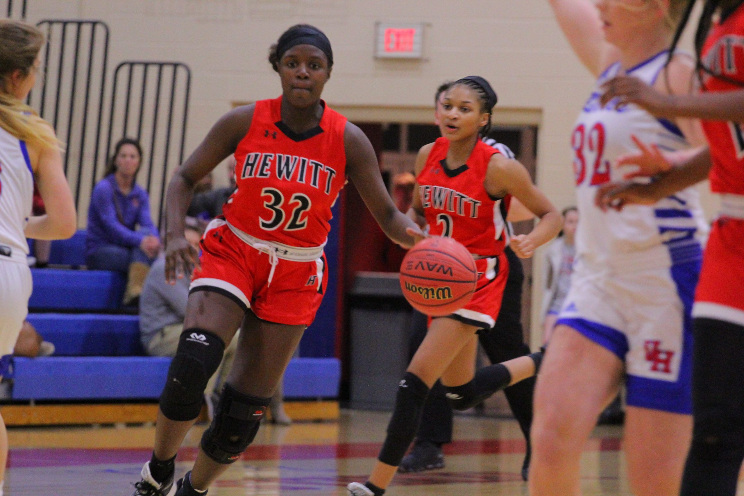 Hewitt-Trussville's Amiya Payne named as finalist for Class 7A player of the year