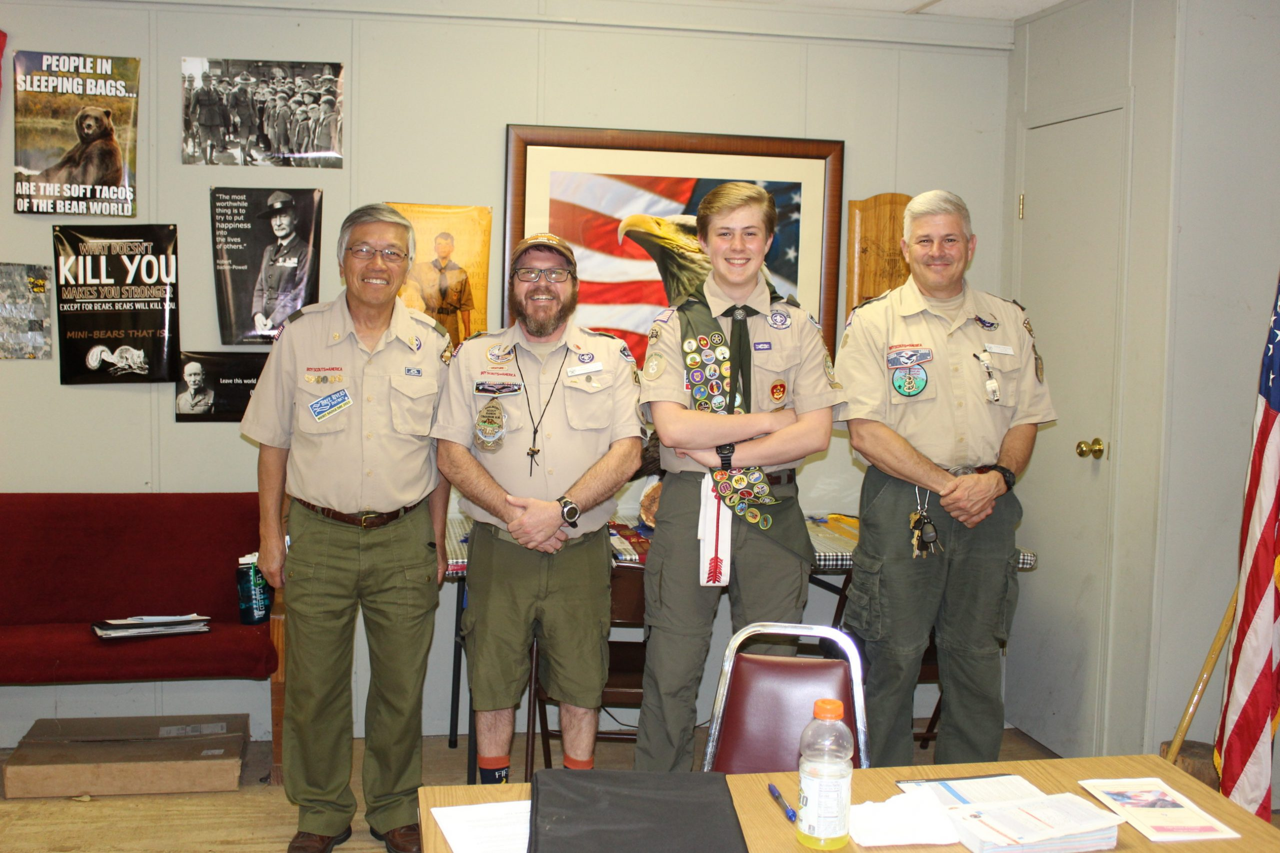 Trussville teen earns Eagle Scout status while maintaining 4.0 GPA