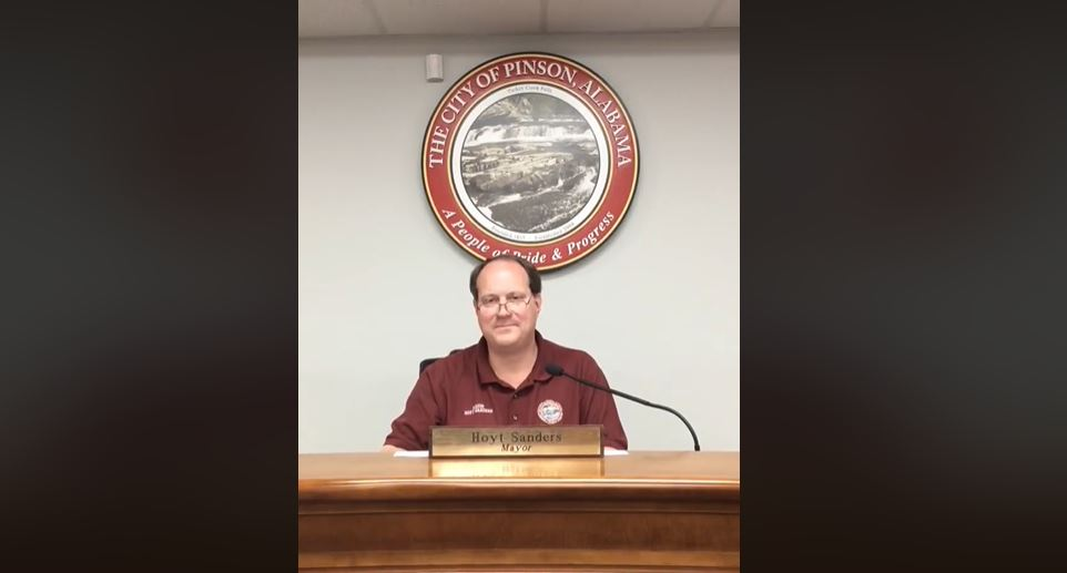 VIDEO: Pinson mayor urges residents to stay home, closes public venues
