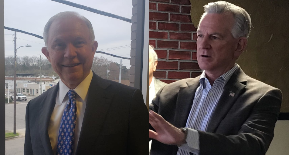 Sessions, Tuberville head to runoff in Alabama Senate race