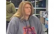 Leeds PD seeks public's assistance identifying woman accused of theft