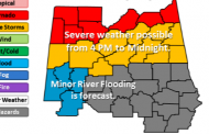 Hazardous weather outlook issued for Jefferson, St. Clair, Blount counties