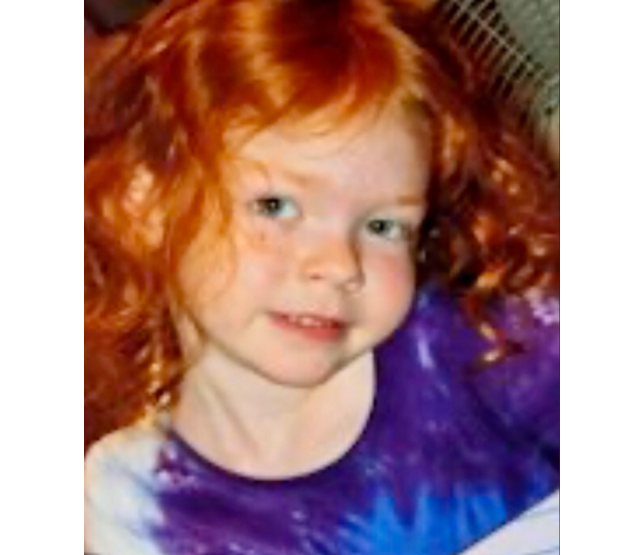 Lee County authorities announce that missing 4-year-old girl found safe along with dog