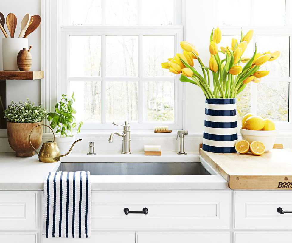 33 easy spring cleaning tips for a sparkling home