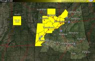 TORNADO WATCH: Reports of downed trees, hail
