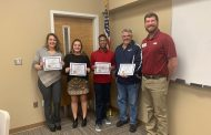 Trussville Rotary Daybreak Club names students, teachers of the month from HTHS and CCHS